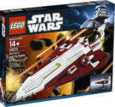 LEGO Star Wars Obi Wan's Jedi Starfighter - 10215