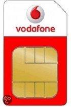 Vodafone Prepaidpack Nano Simkaart € 10 voor het gebruik van data