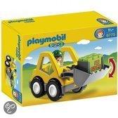 Playmobil Graafmachine Met Werkman - 6775