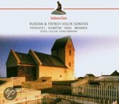 Russian & French Violin Sonatas