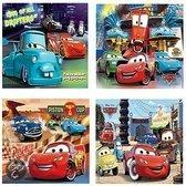 Cars speelgoed puzzel