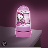 Hello Kitty Battery Go Glow Nachtlampje en zaklamp