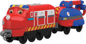 Chuggington Stack Track Chuggineer Wilson Met Reddingswagon