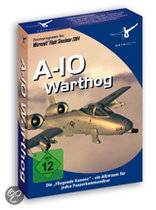 Foto van Flight Simulator X: A-10 Warthog
