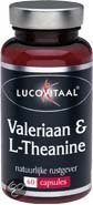 Lucovitaal Valeriaan & L-Theanine Duo