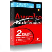 Bitdefender Internet Security 2013 - 2 Jaar / 3 computers
