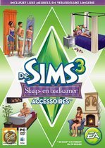De Sims 3: Slaap- en Badkamer Accessoires