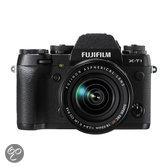 Fujifilm X-T1 18-55mm - Systeemcamera - Zwart