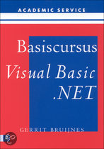 Basiscursus Visual Basic .Net