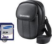 Samsung Cameratas AK11B2G + 2GB Geheugenkaart