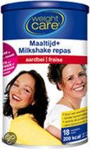Weight Care Maaltijd+ Aardbei - Drinkmaaltijd & shake
