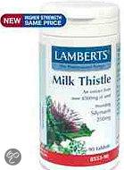Lamberts Mariadistel 200 mg Silym - 90 tabletten