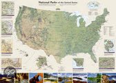 United States National Parks, Laminated