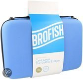 Brofish Case Large GoPro Edition - Blauw