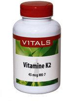 Vitals - Vitamine K2 45 mcg  - 60 softgels - Voedingssupplement