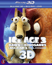 Ice Age 3: Dawn Of The Dinosaurs (3D+2D Blu-ray+Dvd)