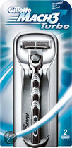 Gillette Mach 3Turbo - Scheersysteem