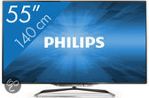 Philips 55PFL8008 - 3D led-tv - 55 inch - Full HD - Smart tv
