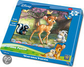 King International Puzzel - Diorama Bambi