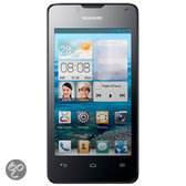 Huawei Ascend Y300 - Zwart