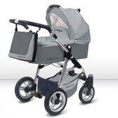 Babyactive - Kinderwagen Mini-mo - Wit