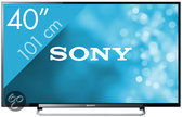 Sony KDL-40R470 - Led-tv - 40 inch - Full HD