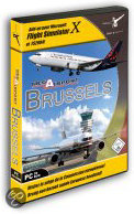 Foto van Mega Airport Brussel (fs X + 2004 Add-On)