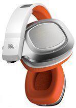 JBL J88 - Over-ear Koptelefoon - Wit / Oranje