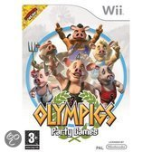 Farmyard Party: Featuring the Olympigs