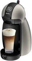 Krups Dolce Gusto Piccolo KP1009 Koffiecup Machine - Zilver