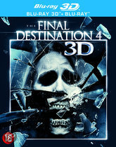 Final Destination 4 (3D+2D Blu-ray)