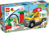 LEGO Duplo Ville Pizza Planet Vrachtwagen - 5658