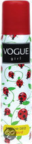 Vogue Girl Ladybird - 100 ml - Deodorant