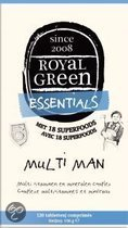 Royal Green Voedingssupplementen Royal Green Multi man 120tab