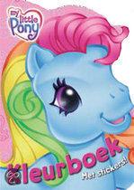 My Little Pony Kleurboek met Stickers