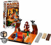 Lego Spel: magma monster (3847)