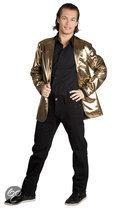 Jasje Razzle - Kostuum - Maat XL - Goud