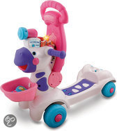 VTech 3 in 1 Zebra Step Roze