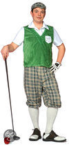 Golf player Maat 52