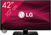 LG 42LN5204 - Led-tv - 42 inch - Full HD