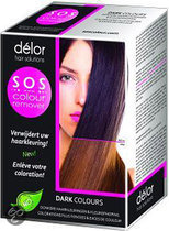 Delor SOS Colour - Remover dark - Haarontkleuring