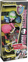 Monster High Rolschaatser Ghoulia