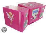 Micro radio en CD Speler - Elfjes / Fairy