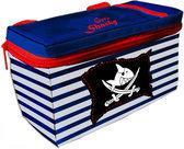 Fietsstuurstas 'Kapitein Sharky'