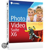 Corel Photo Video Suite Pro X6 - Engels