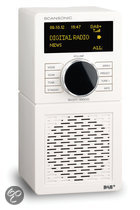 Scansonic P4000  - DAB+ Radio - Wit