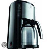 Melitta Koffiezetapparaat Look III Therm Selection RVS/Zwart