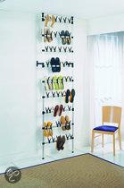 Ruco opbergsysteem met schoenenrek koken en for Boeken opbergsysteem