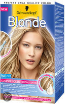 Schwarzkopf Blonde Coup de soleil Highlights light - Haarkleuring