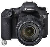 Canon EOS 7D + 18-135mm IS - Spiegelreflexcamera